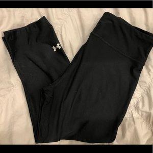 Under armour black leggings